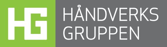 håndverksgruppen logo liggende