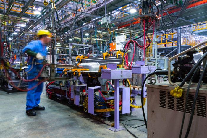 industri mekanisk