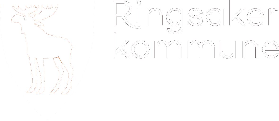 ringsaker kommune logo hvit